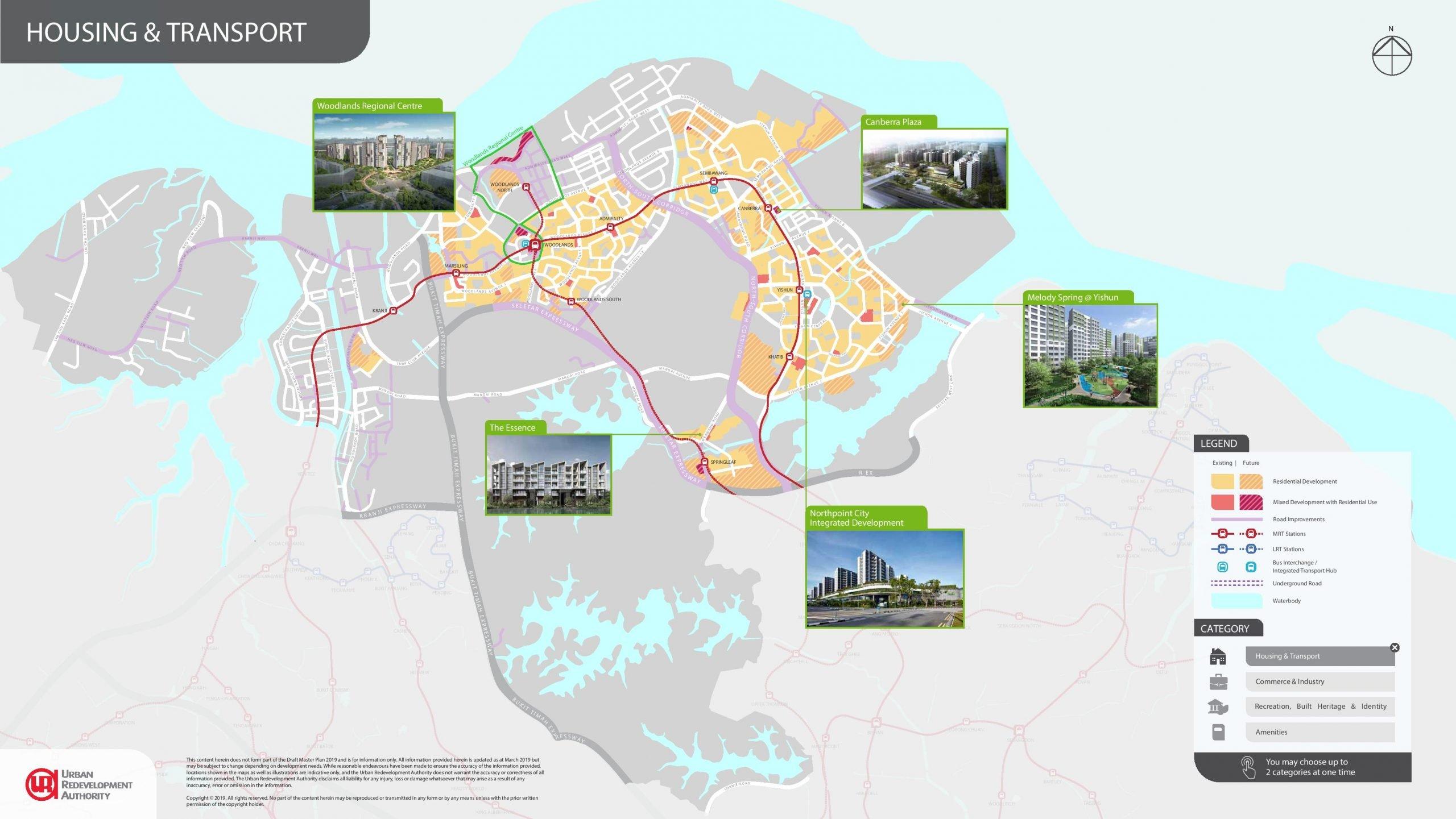 URA North Region Illustrated Plans 6