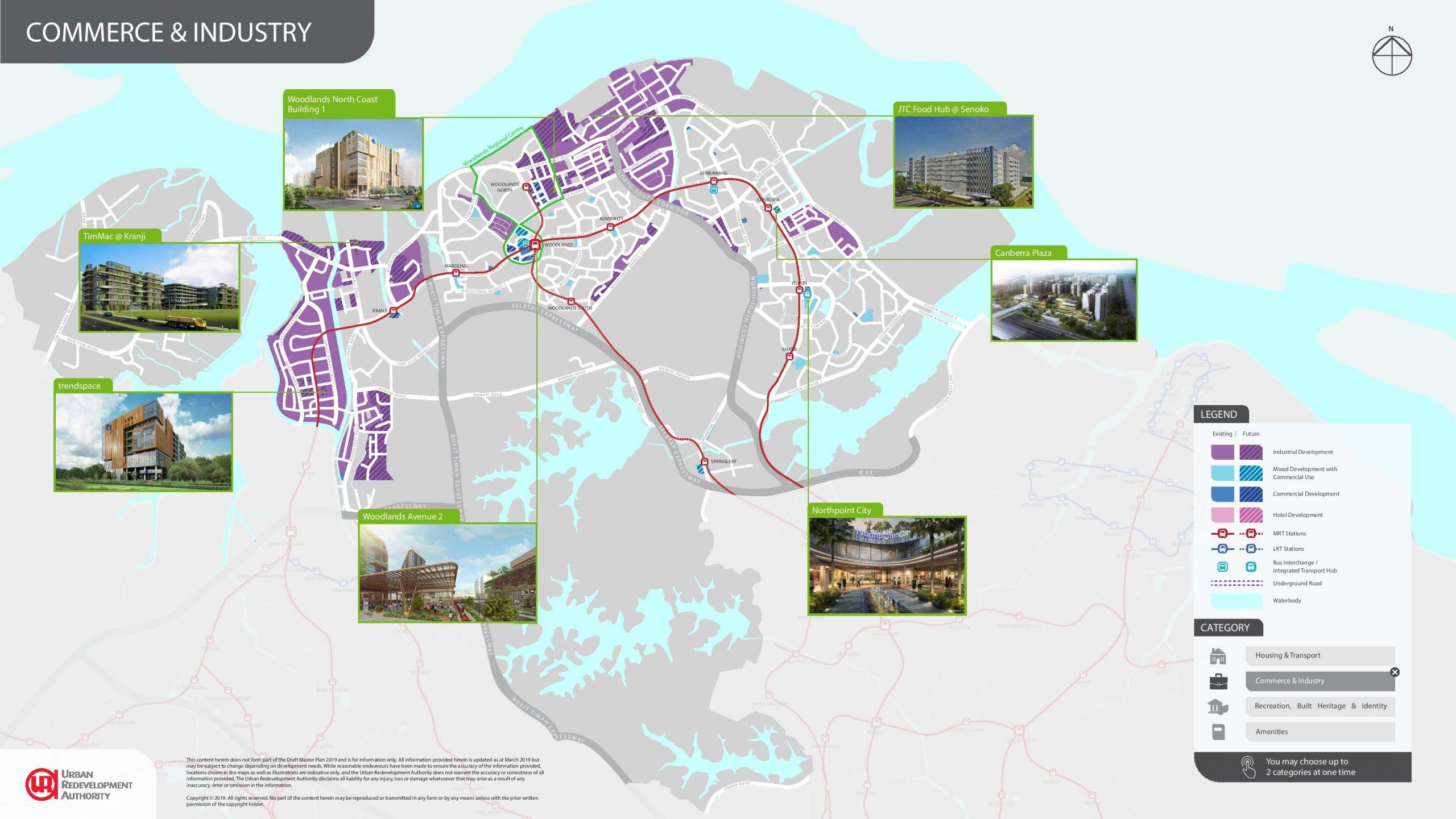 URA North Region Illustrated Plans 7