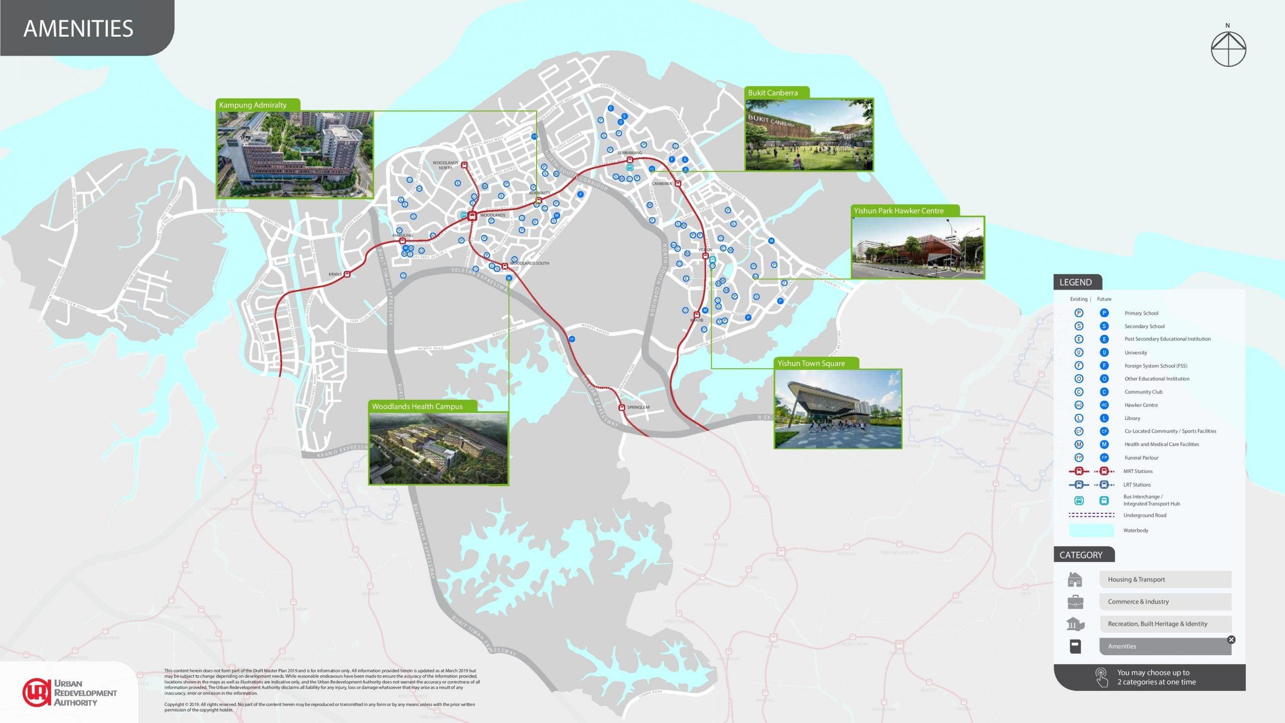 URA North Region Illustrated Plans 8