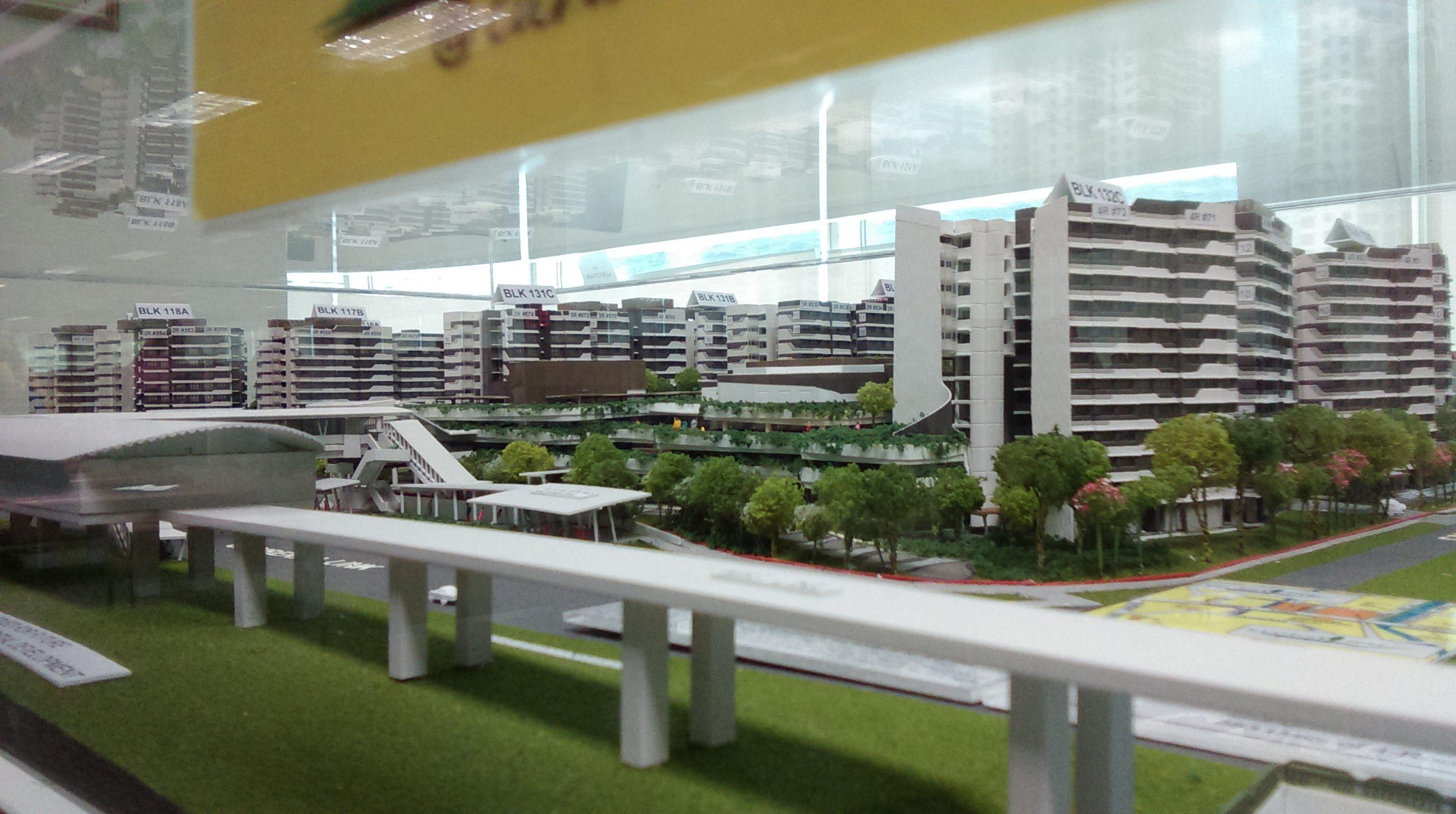 Canberra Plaza, Singapore 7