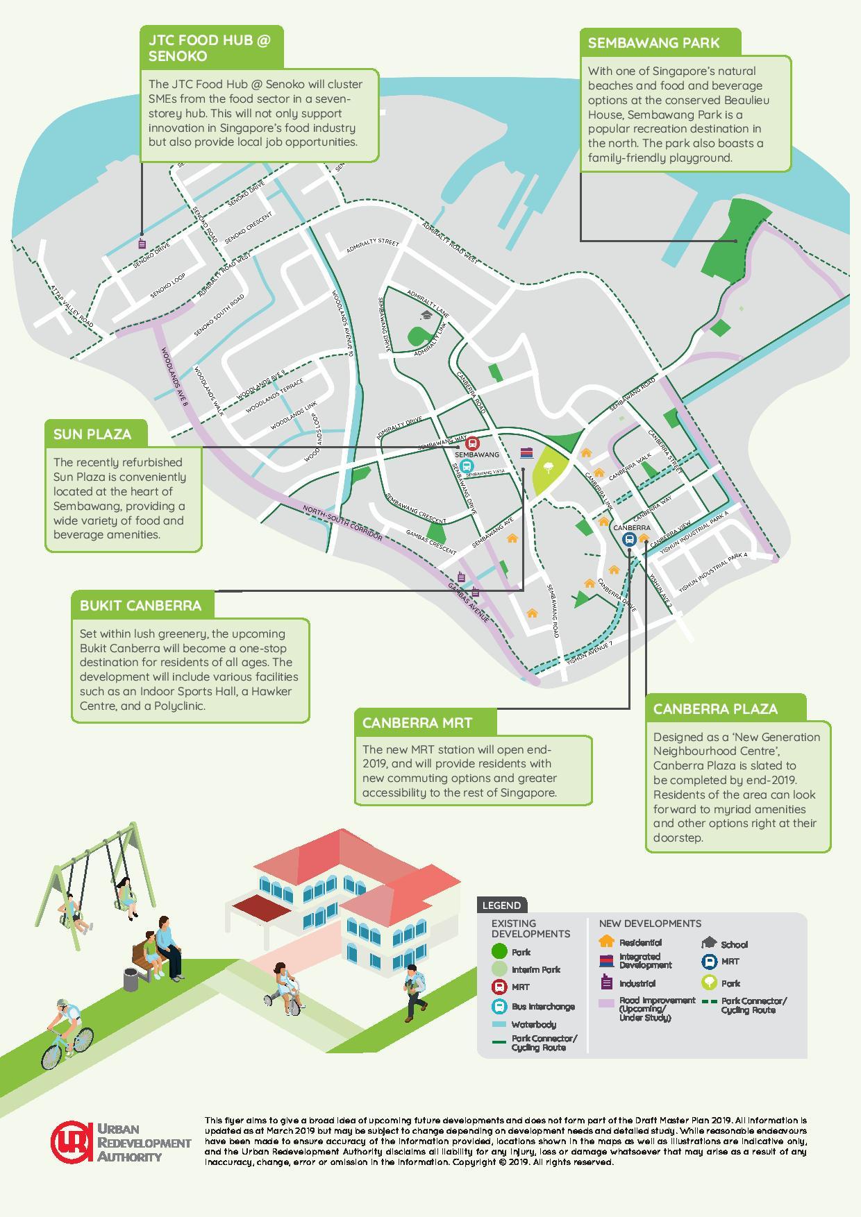 URA Master Plan - Canberra 7