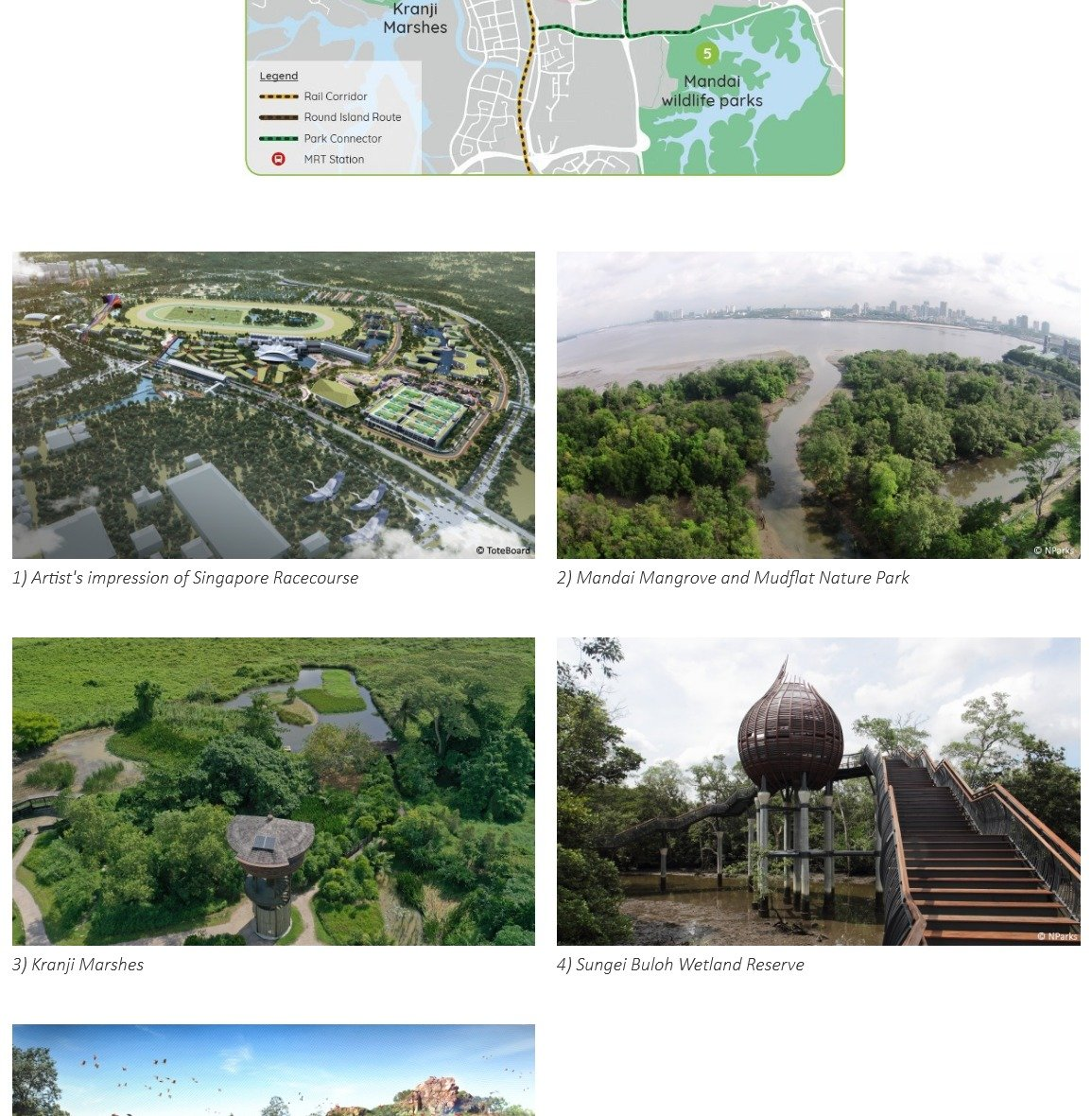 URA Master Plan - North Region 9