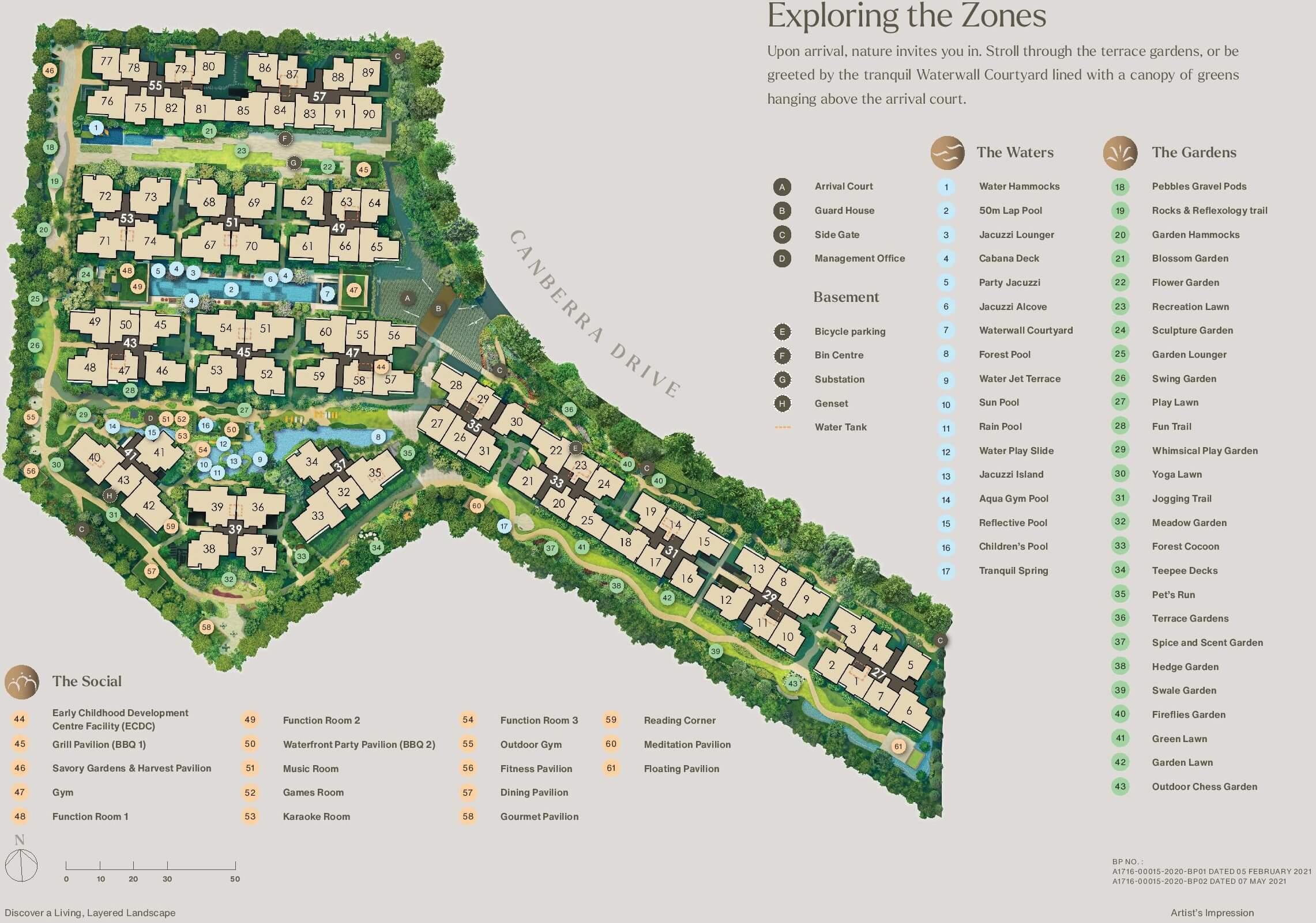 Site Plan 6