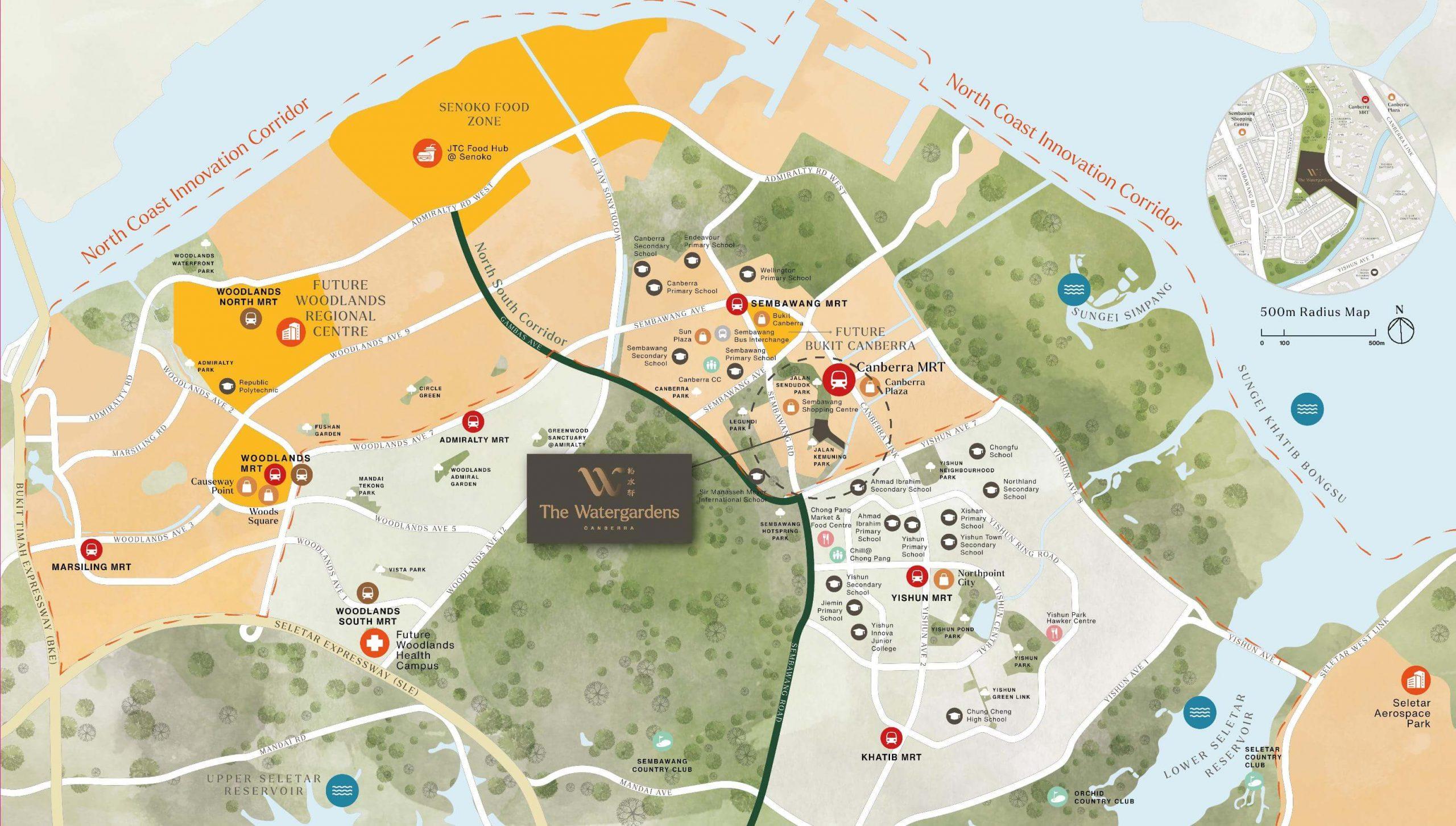 Location Map 6