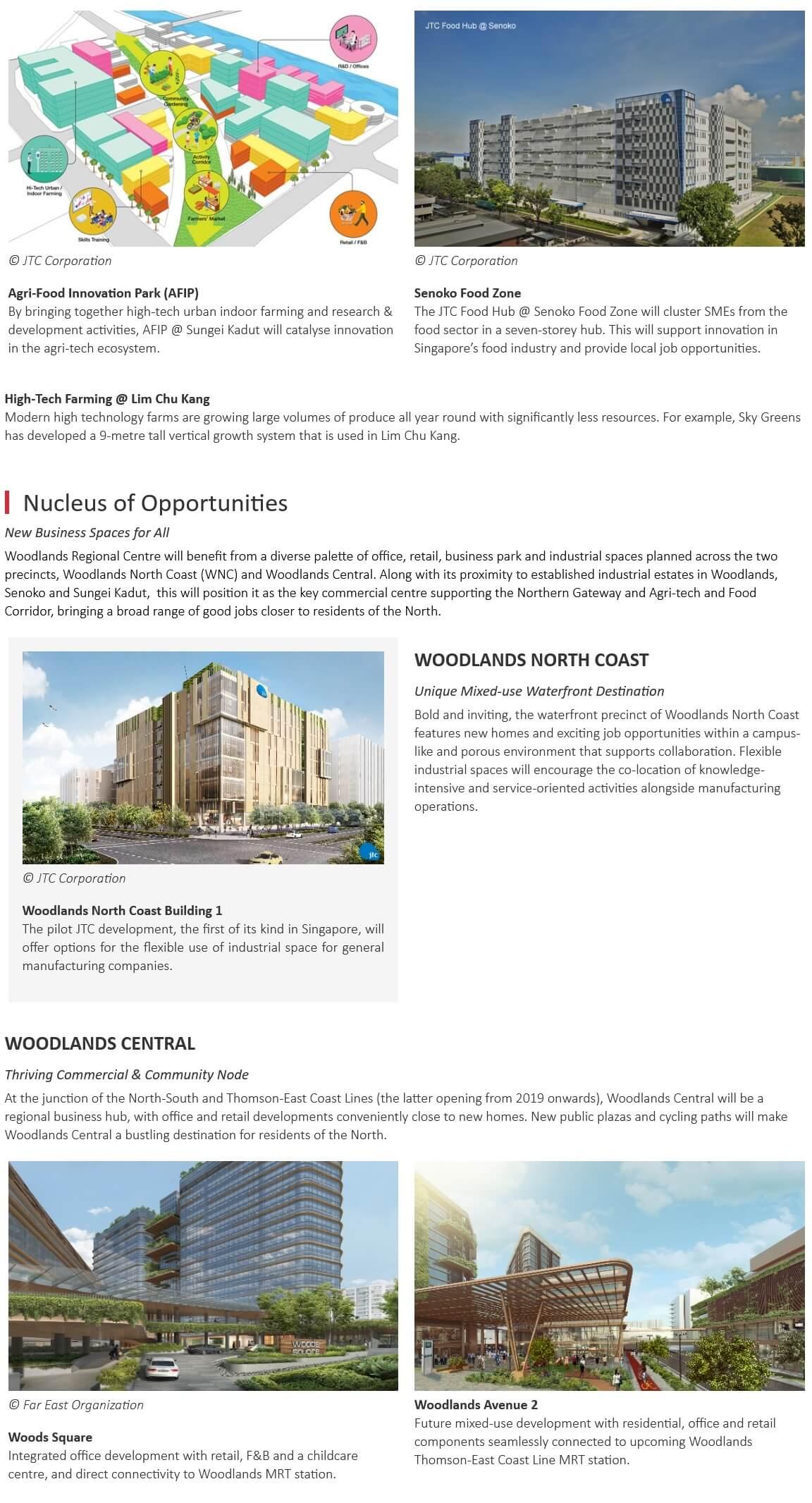 URA Master Plan - Woodlands Regional Centre 8